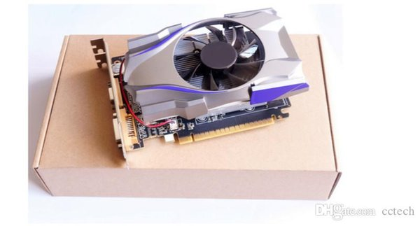 Hot GT730 4G DDR5 game graphics independent pci-e card for desktop PC