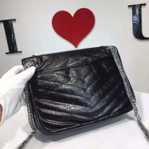 Fashion Designer Handbags high quality Luxury Handbags Wallet Famous Brands handbag women bags Crossbody bag Wax cow hide Shoulder Bags