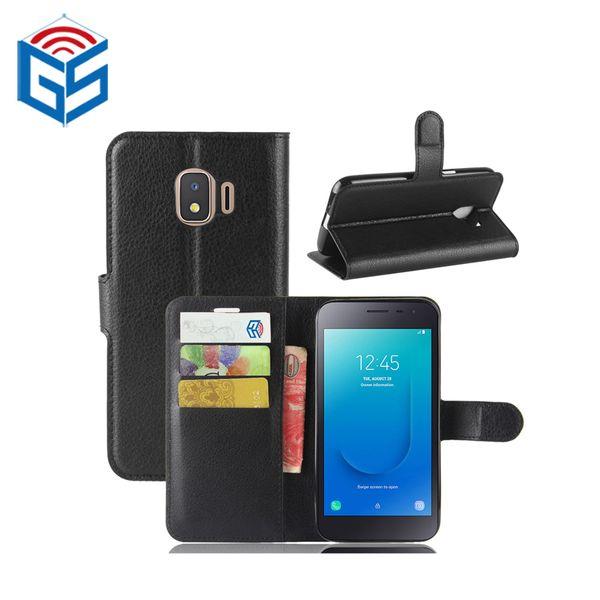 Para Samsung Galaxy J2 Pro 2018 / J2 Core / J7 Max G615F Funda de piel con tapa giratoria Ideas únicas para regalos de mejores amigos