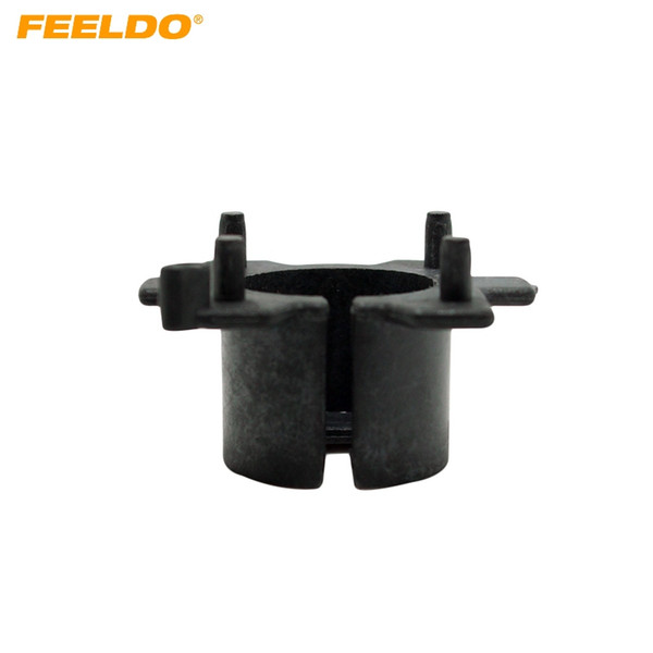 FEELDO 20x Car H7 HID Xenon Bulbs Installation Socket Adapter Holder For Mazda OLD 3/5/6/MX-5/CX-7/RX-8 HID Bulb Adapter #1394