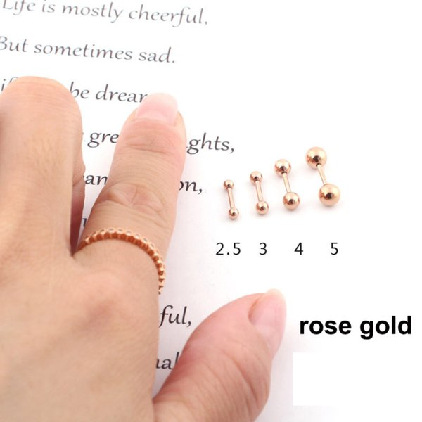 rose gold(pls leave the size info)