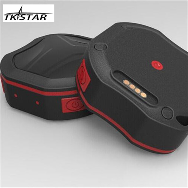 TKSTAR TK109 Waterproof Car Pet 3G GSM GPS Tracker Locator for Vehicle Dog Cat Real Time LBS SOS Alarm Tracking