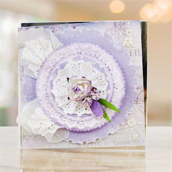 Circles Metal Cutting Dies Stencil Scrapbooking Photo Album Decor Embossing Cards Making Greeting Letters DIY Paper Crafts