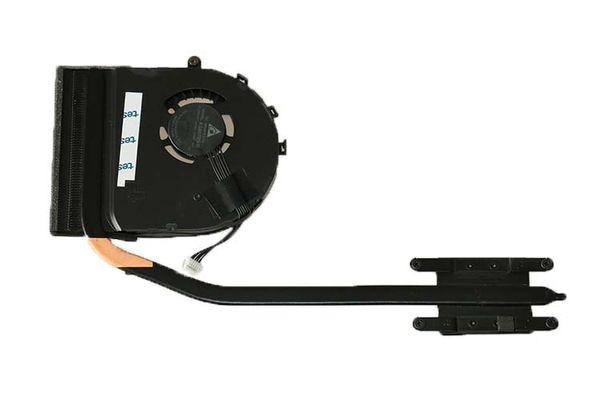 Lenovo ThinkPad T550 için yeni Orijinal soğutucu T560 W550 CPU ile soğutma soğutucu fan 00JT265