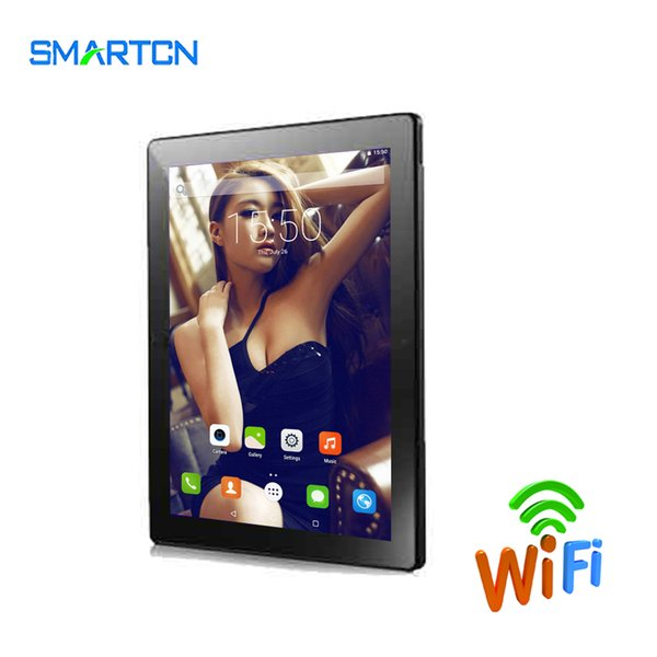 Free shipping 10.1 Inch tablets WIFI HD 1280x800 IPS HDMI Micro USB GPS 2GB /16GB Octa Core CPU Adroid tablet PC white /black