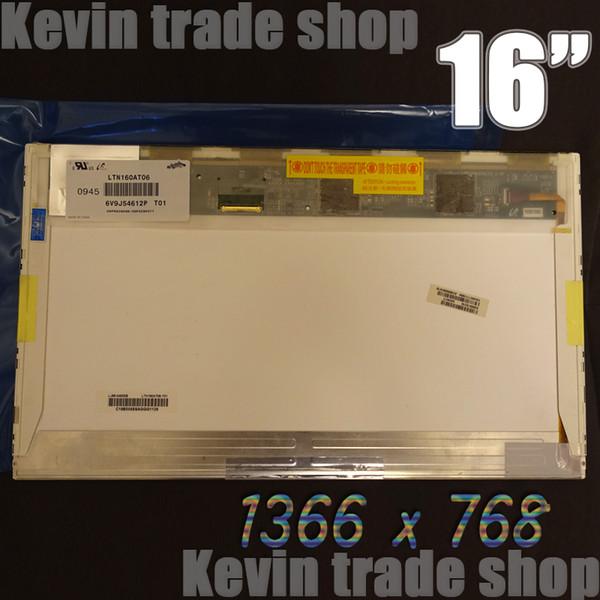 HSD160PHW1 HSD160PHW1-B00 LTN160AT06 16 inch led For ASUS N61 N61vg N61JV DV6 CQ61 K61IC Laptop LCD LED Screen Display matrix