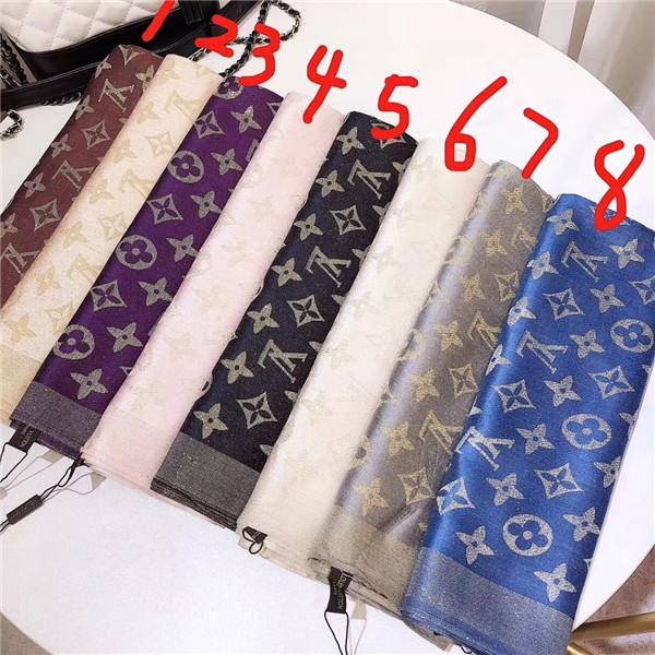 Fashion women of four seasons women silk and cotton scarf shawl beautiful elegant flowers design wind free shipping