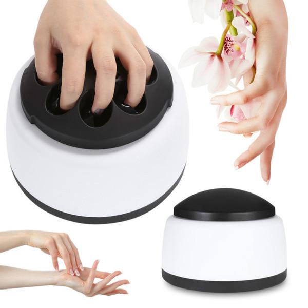 El gel de la máquina de eliminación de esmalte de uñas con removedor de esmalte de uñas UV profesional eléctrico empapa de CA 85 - Vapor de 240V de vapor de uñas