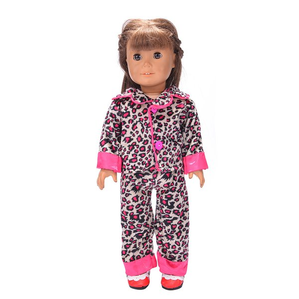 Compre Accesorios De Muñecas Lindas Muñecas Pijamas Ropa De Dormir ...