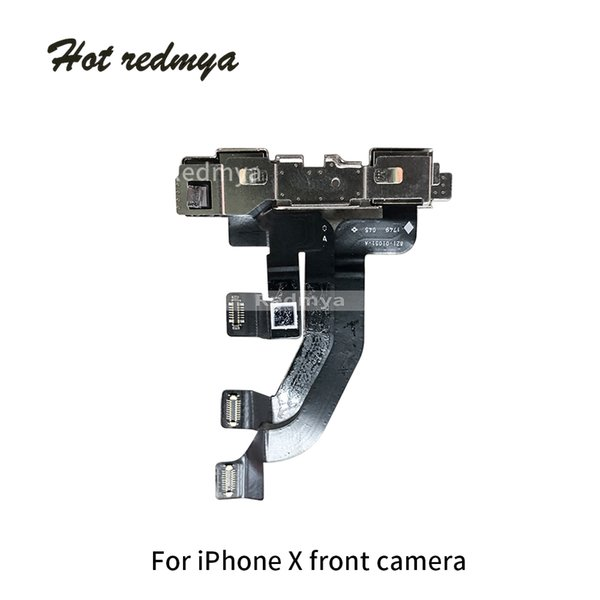 10Pcs/lot Original Front Small Camera For iPhone 7 8 Plus X Module Proximity Sensor Light Flex Replacement Fast shipping