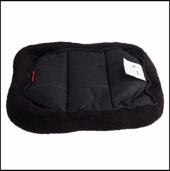 Nuevo Verano Multiuso Seat Pet Dog Cat Cooling Pad Pad Sleeping Bamboo Bed Dog House Bed Cat Nest Funda de Asiento de Coche HXG069