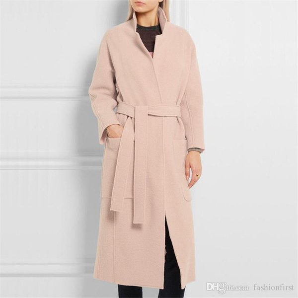 Light Pink with satin lining