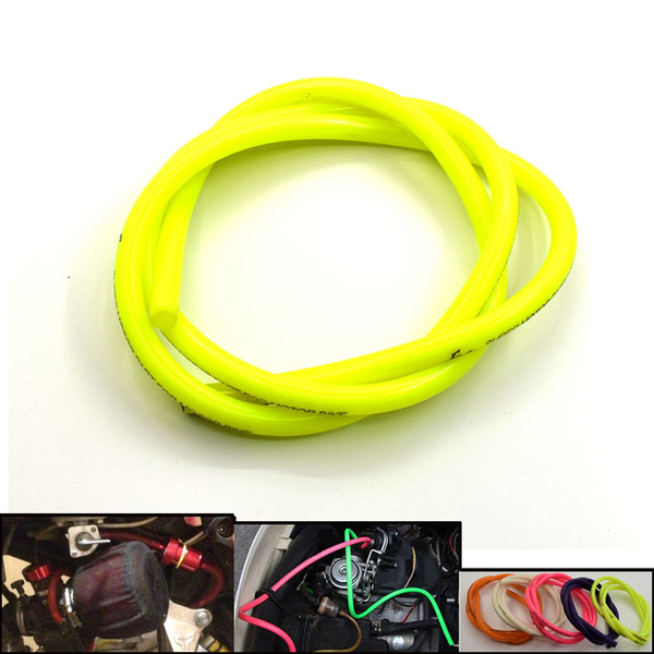 Per ID: 5mm Diametro esterno: 8mm 1m Tubo flessibile per tubo carburante per gasolio per moto Suzuki dl250 dl650 dl 250 650 gn125 gn250 ktm duca honda cb400 cbr