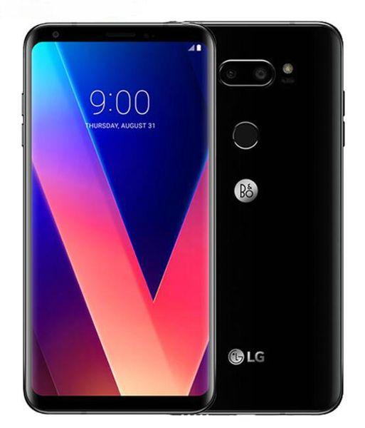 Original lg v30 v30 plu h931 v 996 octa core 64g 128gb 6 0inch dual rear camera refurbi hed mobile phone