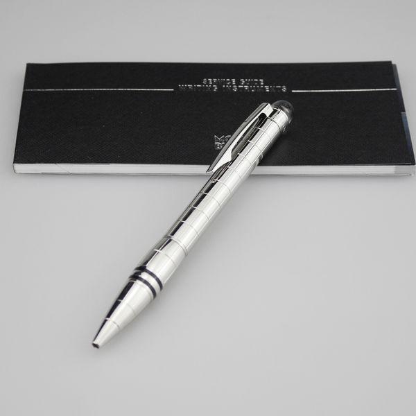 Classic metal ballpoint pens starwalker series pen Office school supplies For man Classique Monte carving boyfriend gift Stationery