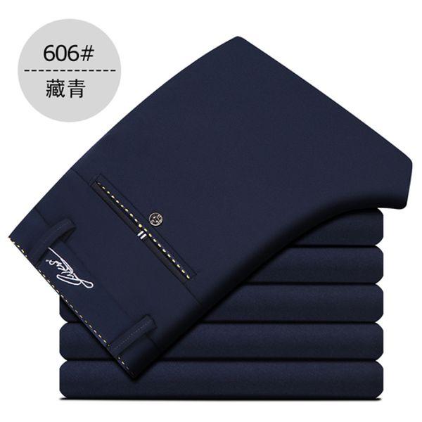 606Navy Blau