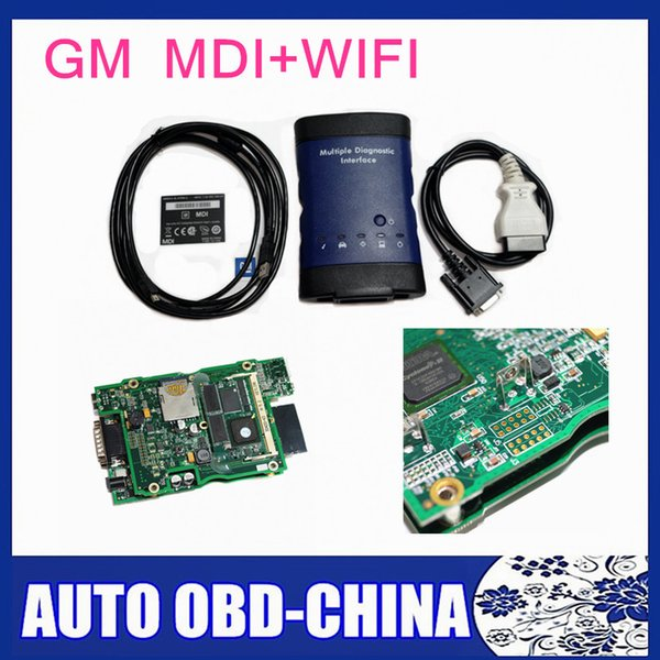 2019 DHL Free A+ Best Quality For GM MDI With WIFI Without HDD 2018 2  Software For Opel MDI Car Diagnostic ToolS From Xianru, $281 41 | DHgate Com