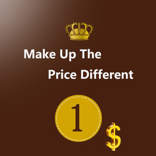 make up the price different
