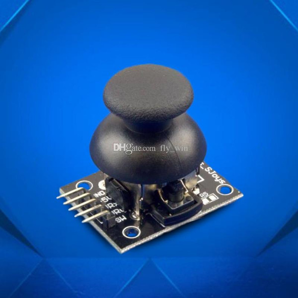 5 Pin Dual Rocker Joystick For Ps2 Game Rocker Joystick Sensor Joystick  Electronic Controller Block Latest Electronic Products Electronics Online  Shop