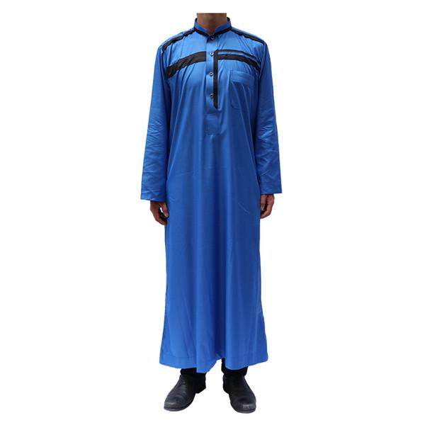 2018 Jubba für Männer islamische Joint Abaya High Fashion arabische Abaya Designs