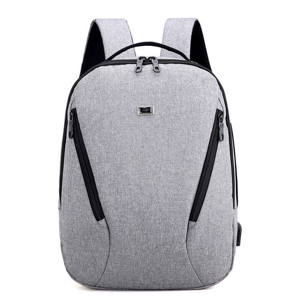 designer anti theft back pack masculina notebook rucksack laptop backpack 14 inch travel goods business men for school