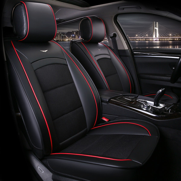 Remarkable Wholesale High Quality Car Seat Cover Universal Auto Seats Covers Accessories For Audi A3 8P 8V Sedan Sportback A4 B5 B6 B7 B8 A5 A6 C5 C6 Custom Car Andrewgaddart Wooden Chair Designs For Living Room Andrewgaddartcom