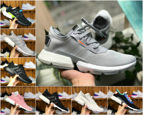 e5ab6ec9fe31 2018 New POD S3.1 SYSTEM Boost Running Shoes POD-S3.1 Women Mens OFF  Designer Zapatillas White Sports Trainers Sneakers Chaussures TN 270