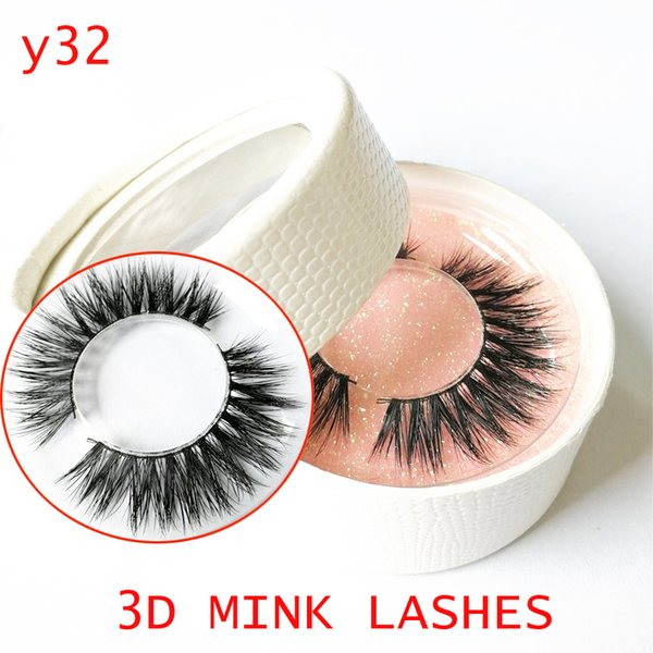 private logo false eyelashes False Lash Mink Eyelashes 3D Mink Hair Lashes Wholesale Real Mink hair Crossing Lashes Thick Lash gr73