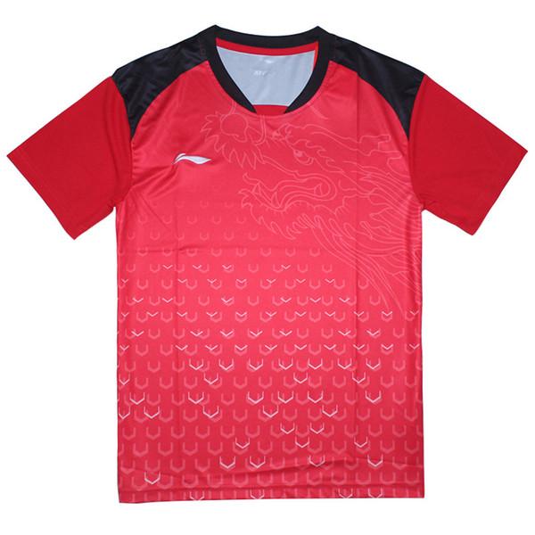 uma camisa vermelha para o homem