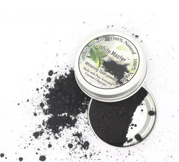 top popular Wholesale items White Master Whitening Tooth Powder Natural Resuits Bamboo Charcoal Powder Decontamination Tooth Yellow Stain Oral Care 10g 2021