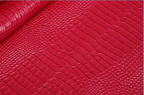 2019 1.05mm 138CM Crocodile Grain Soft Bag Leather Fabric Sofa Cloth  Leather Diy Craft Thick Hard Imitation Bag Leather Pu From Wanyibao886,  $18.8 | ...