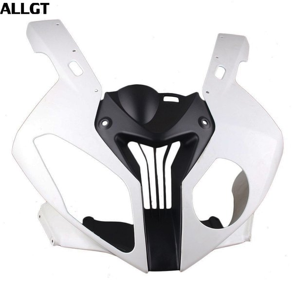 2019 Allgt Motorcycle Upper Front Cowl Nose Fairing For Bmw