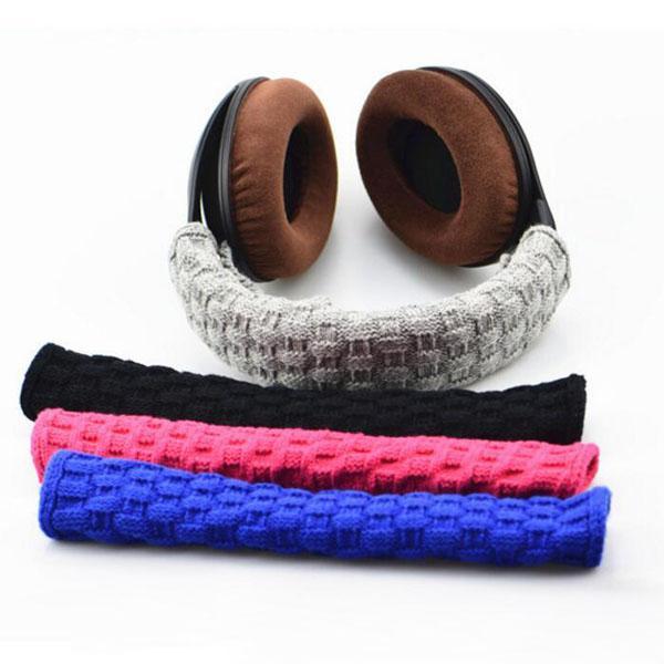 Envío gratis Headband Headband Comfort Comfort Cojín Top Pad Protector Sleeve Accessories (negro, rojo, azul, gris)