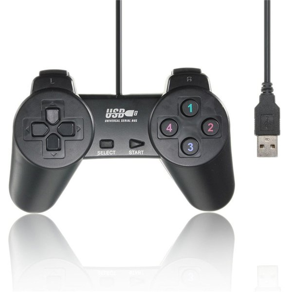 Wired Game Pad Controller Joypad Joystick For Laptop PC Computer Game Consoles Gamepad Joysticks PlayStation