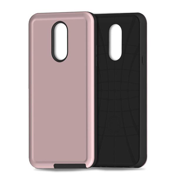 For Huawei Y7 prime 2018 Hybrid TPU+PC Armor Case For Huawei Y3 Y5 Y6 Y9 2018 Shock-Proof Phone Cases B