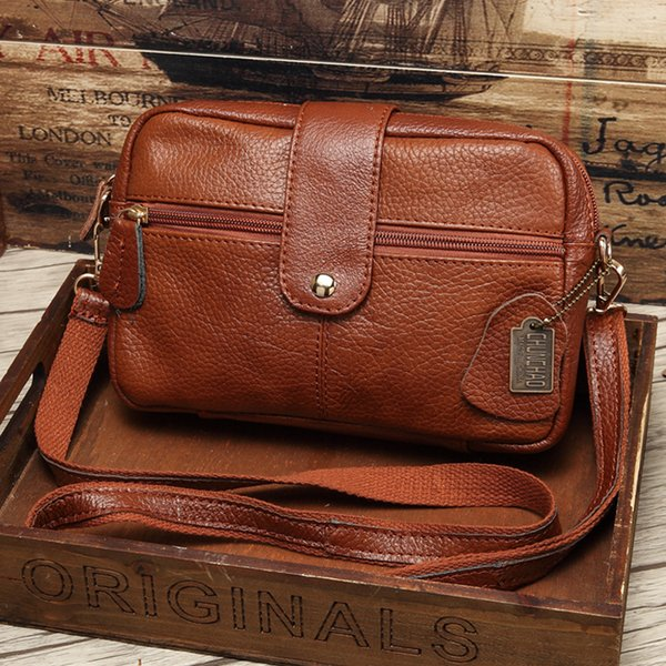 women genuine leather bag Women's messenger bags tote handbags women famous brands high quality shoulder bag ladies crossbody