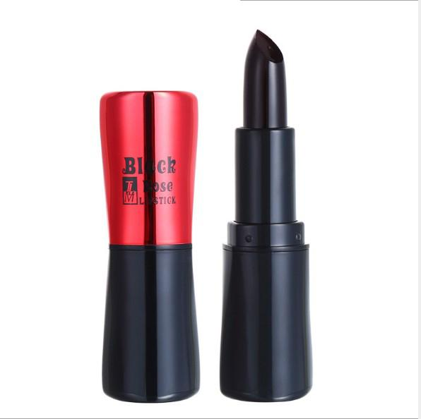 The magic of the color Black rose lipstick taboo kiss moisturizing lip balm waterproof moisturizing non-marking color long lasting lipstick