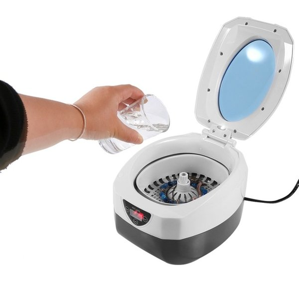 750ml Digital Display Ultrasonic Cleaner Jewelry Watch Glasses Circuit Board limpiador Cleaning Machine Cleaner Bath