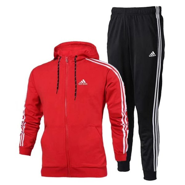 best selling New Fashion Designer Tracksuit Spring Autumn Casual Unisex Brand Sportswear Track Suits High Quality Hoodies Mens Clothing Outwear