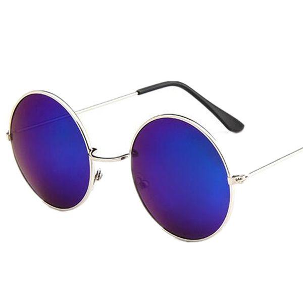 Runde Sonnenbrillen Für Männer Und Frauen,B1