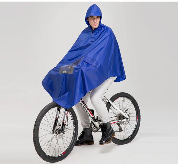 2016 New arriavl 100% Original Marque Raincoat Bike Riding Mountain Bike Fabricants Vente En Gros Poncho Imperméables