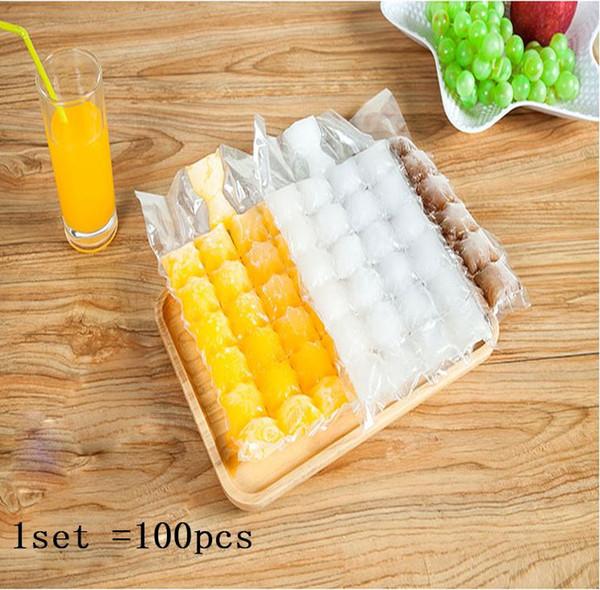 1 Set =100 pcs =2400 Ice Mold