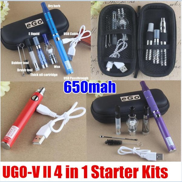 UGO-V II 4 in 1 Kit 650 mah