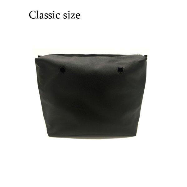 negro PU clásico