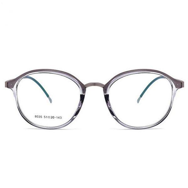 Compre Kesmall 2018 Tr90 Marco De Vidrios Ópticos Mujeres Hombres ...