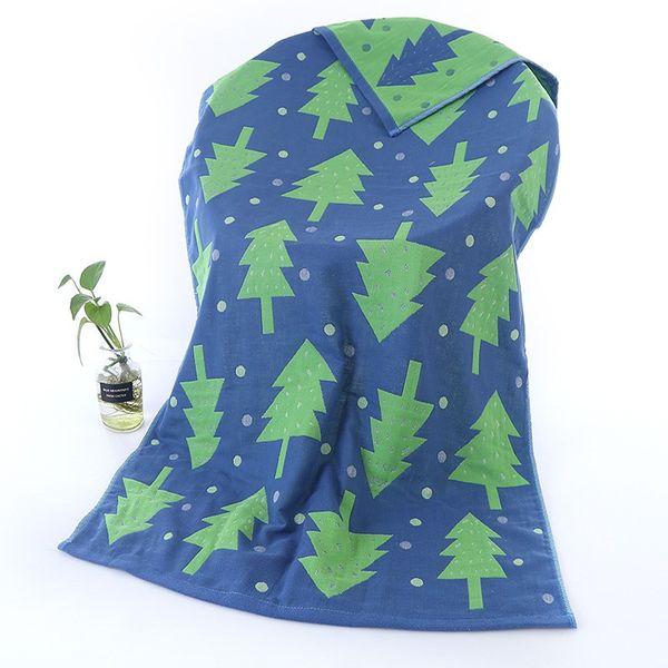 New Children Cute Cartoon Beach Towel Animal Printed Cotton Baby Boys Girls Kids Swimming Bath Towel 140x70cm