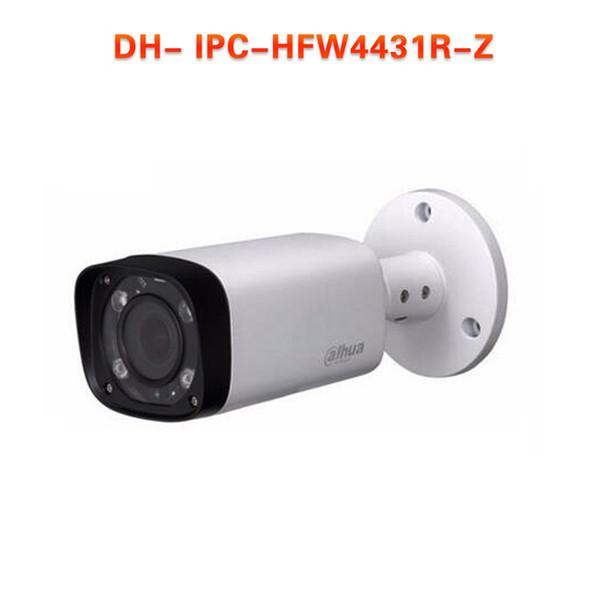 Dahua IPC-HFW4431R-Z 4MP 1080P HD Night Camera 80m IR con obiettivo VF 2.7 ~ 12mm Zoom motorizzato Messa a fuoco automatica IP Outdoor Camera