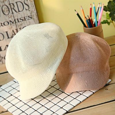 7 Colors Straw Braid Hats Hip Hop Caps Women Snapbacks Casquette Designer Hat Dad Hat Bucket Fitted Hat Brand Hats