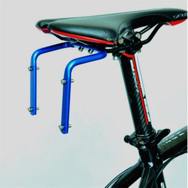 Ciclismo Holder Holder Converter Lega di alluminio ad alta resistenza Rack Due bollitori possono essere installati Cavalletto per bottiglia d'acqua 9aq ii