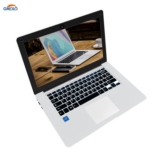 14 pouces ultra mince un ordinateur portable Atom Z8350 quad core 4 Go 64 Go EMMC 1920 * 1080 écran HD HDMI bluetooth windows notebook